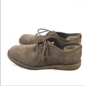 UGG Shoes - UGG Men's Oxford Lace Up Shoes